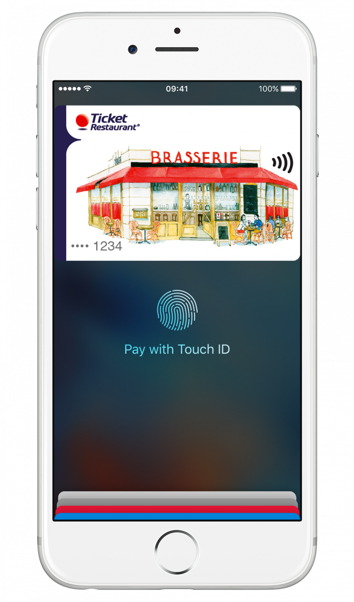 Apple Pay coming to Ticket Restaurant® card beneficiaries in France