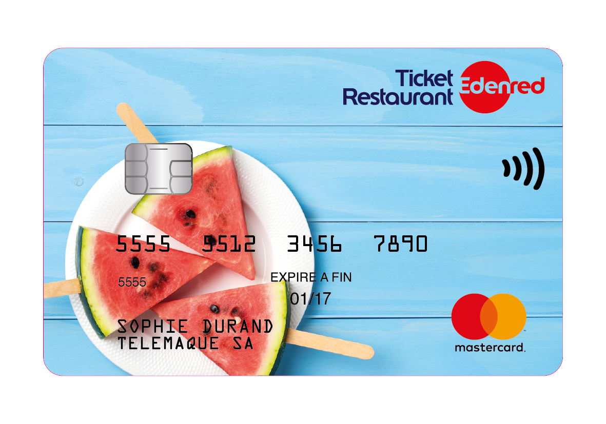 Donate your expired 2017 meal vouchers to the french Red Cross | Edenred