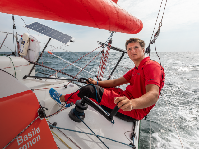 Edenred to partner with Basile Bourgnon in the Mini Transat 2021